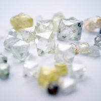 Alrosa rough diamondz